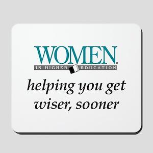 Women in Higher Education Mousepad