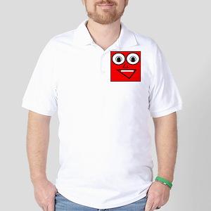 Mr. Pixel Golf Shirt