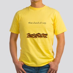 Bunch of Carp Yellow T-Shirt