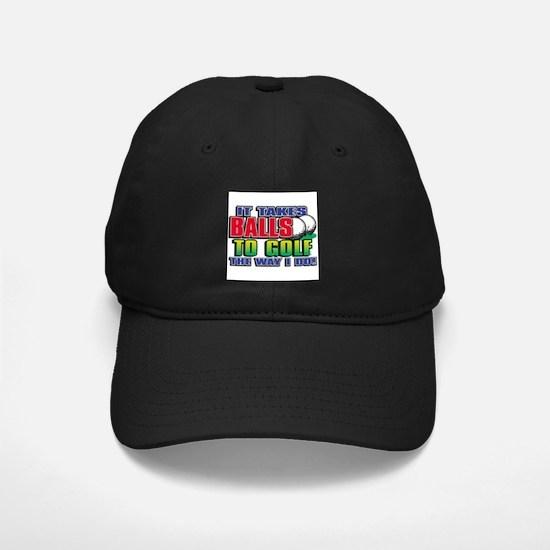 Golf Way I Do Baseball Hat