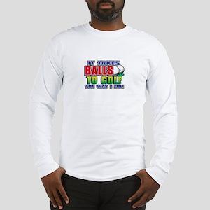 Golf Way I Do Long Sleeve T-Shirt