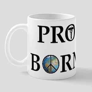 Pro Born Mug