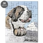 Saint Bernard Puzzle
