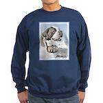 Saint Bernard Sweatshirt (dark)