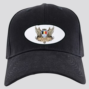 Soccer Belgium Black Cap