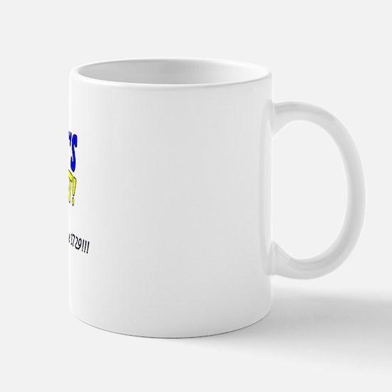 Johnny Swift's Mug