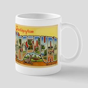Missouri MO Mug