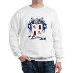 MacNaughton Family Crest Sweatshirt