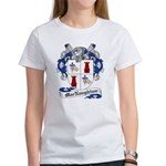 MacNaughton Family Crest Women's T-Shirt