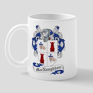 MacNaughton Family Crest Mug