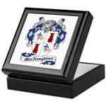 MacNaughton Family Crest Keepsake Box