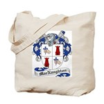 MacNaughton Family Crest Tote Bag