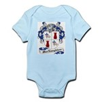 MacNaughton Family Crest Infant Creeper