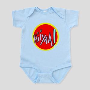 HiiYaa! Ninja Karate Infant Bodysuit