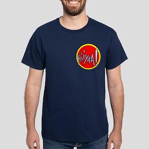 HiiYaa! Ninja Karate Dark T-Shirt