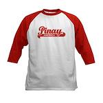 Pinay America Kids Baseball Jersey