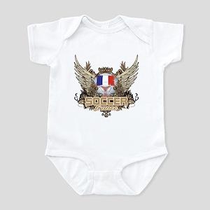Soccer France Infant Bodysuit