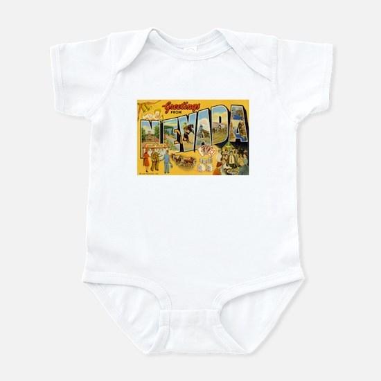 Nevada NV Infant Bodysuit