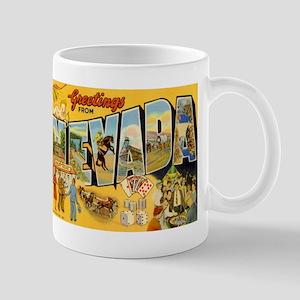 Nevada NV Mug
