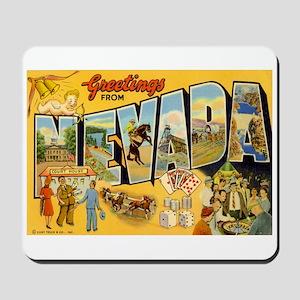 Nevada NV Mousepad