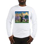 St Francis & Aussie Long Sleeve T-Shirt