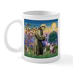 St Francis & Aussie Mug