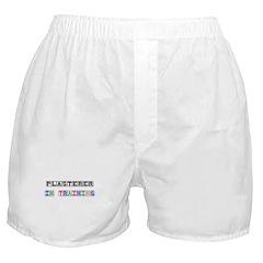 Plasterer In Training Boxer Shorts