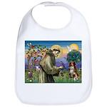 St Francis/ Aus Shep Bib