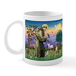 St Francis/Aussie (#5) Mug