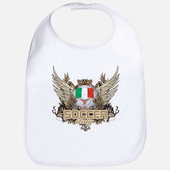 Soccer Italy Bib