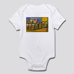 New Mexico NM Infant Bodysuit