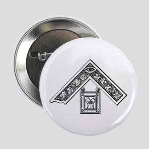 """Past Master's Jewel 2.25"""" Button"""