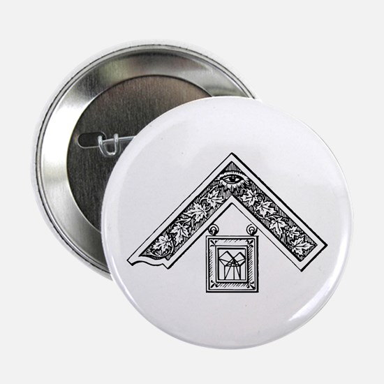 "Past Master's Jewel 2.25"" Button"
