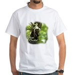 Florida Ghost Orchid White Tee