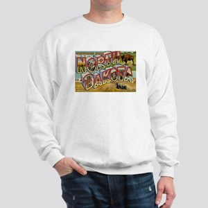 North Dakota ND Sweatshirt