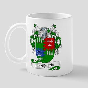 MacQuarrie Family Crest Mug