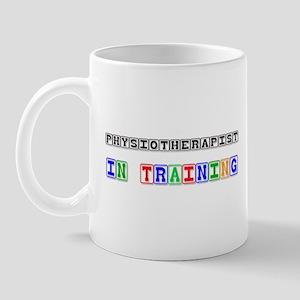 Physiotherapist In Training Mug