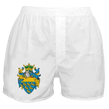 West Sussex Coat of Arms Boxer Shorts