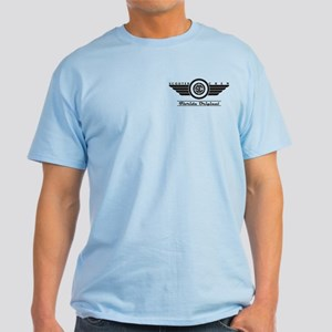 ScooterCrew Light T-Shirt with logo