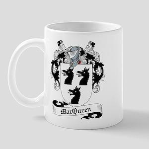 MacQueen Family Crest Mug