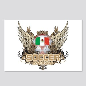 Soccer Mexico Postcards (Package of 8)