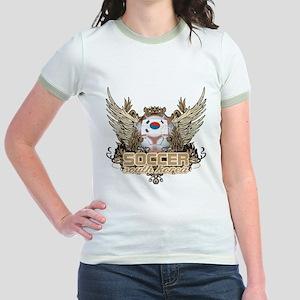 Soccer South Korea Jr. Ringer T-Shirt