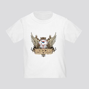 Soccer South Korea Toddler T-Shirt