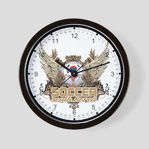 Soccer South Korea Wall Clock