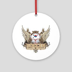 Soccer South Korea Ornament (Round)
