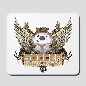Soccer South Korea Mousepad