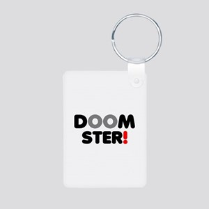 DOOMSTER! Keychains