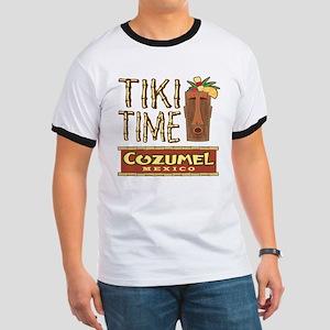 Cozumel Tiki Time - Ringer T