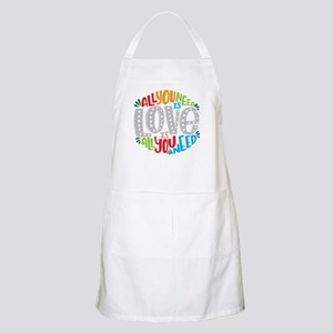 All you need is love is all you need Light Apron
