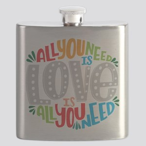 All you need is love is all you need Flask